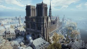 Assassin's Creed's maker pledges aid to help Notre-Dame