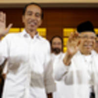 indonesian election: widodo on course for second term