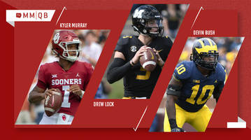 mock draft 11.0: kyler still no. 1, broncos come back into the first round