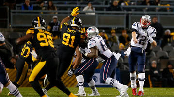 Report: Patriots Host Steelers on Sunday Night Football to Open Season