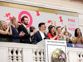 Pinterest was one of the most-downloaded apps in the U.S. in the months leading up to its IPO (PINS)