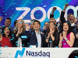 video conferencing company zoom soared 81% in its first day of public trading — now its ceo and cfo are focusing on these 3 goals (zm)