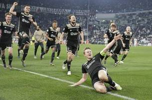 ajax rebuffs champions league elite on and off the field