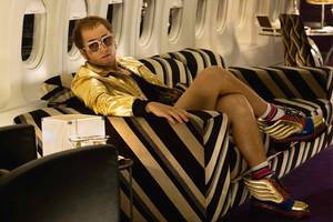 elton john calls 'rocketman' biopic as 'honest as possible' (video)