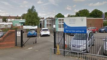 explosion at coventry primary school injures man