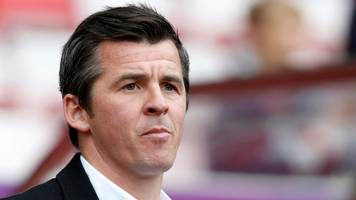 joey barton: fleetwood town manager 'emphatically' denies assault allegations