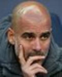 man city boss pep guardiola hammered by spanish press after tottenham loss '€800m gone'