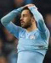 man city star bernardo silva issues message to squad after tottenham disappointment