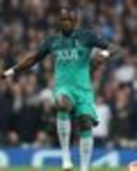 moussa sissoko didn't realise spurs beat man city - he stormed off after sterling 'goal'