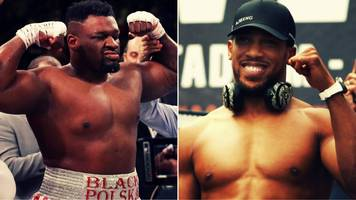 jarrell miller: anthony joshua left chasing solutions says mike costello and steve bunce