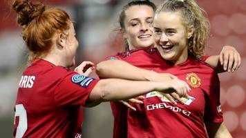 Manchester United Women 'in discussions' about playing a game at Old Trafford next season