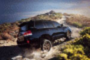 toyota committed to land cruiser for u.s.