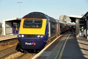 Rail line between Bristol and Newport to close over Easter