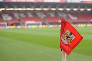 bristol city to limit the away fans in the atyeo stand for vital derby county game