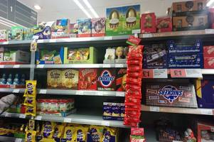 Most calorific Easter eggs revealed - and the surprisingly healthier options