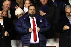 nottingham forest owner evangelos marinakis to face court over alleged match-fixing in greece