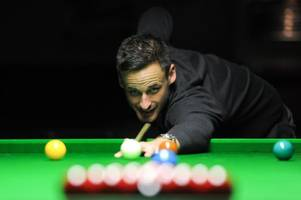 Tamworth snooker ace Dave Gilbert prepares for Crucible challenge