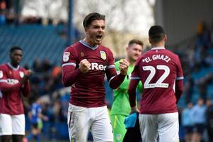 These are the Aston Villa matches on TV during the Championship run-in