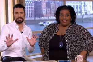 rylan clark-neal joins strictly come dancing 2019 as it takes two host