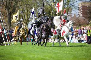 St George's Day in Tamworth: Everything you need to know