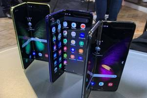 Some £1,500 Samsung folding phones breaking after a few days of use