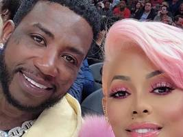 "gucci mane uses before/after pic w/ keyshia ka'oir swimsuit pics for motivation: ""never give up"""