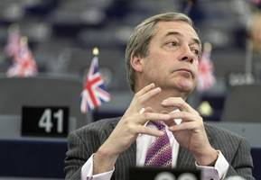 brexit brief: farage, scourge of the eu, pulls ahead in the polls