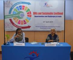 high-level conference organised by teri sas calls for the need for india to actively implement sdgs for generating sustainable livelihood for improved livelihood security