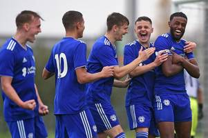 cardiff city u18s crowned pdl2 south champions for the first time to offer fresh hope for bluebirds future