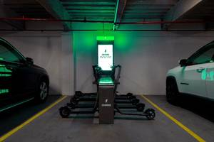 Charge Announces Business Launch for Electric Scooter and Bike Charging, Docking and Service Stations Across North America