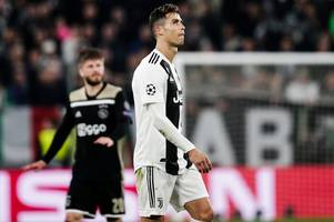'arrogant! back to man united!' - fans go wild over claims cristiano ronaldo is to quit juventus