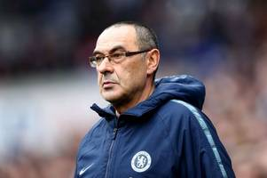 chelsea news live: blues a top pick for young talent, target agrees deal, roma eye sarri