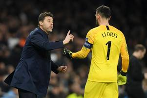 Spurs fans will love what Hugo Lloris said about their Champions League hopes after Man City win