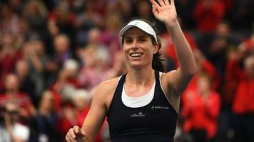 gb seek boost from home crowd to end 26-year wait for fed cup promotion
