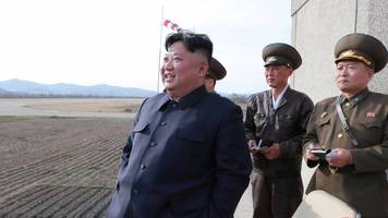 North Korea test fires new 'tactical guided weapon'
