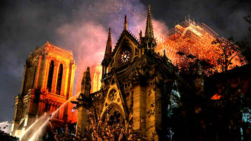 quiz of the week: but what do visitors see outside notre-dame?
