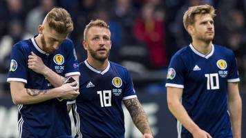 scottish fa have 'cut off' top bosses after mcleish & strachan exits - nevin