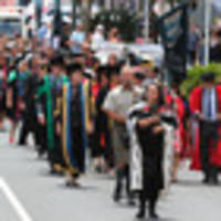 university of auckland graduation street parades cancelled due to fear of copycat terror attack
