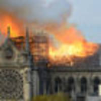 notre dame inferno: short-circuit likely cause of devastating blaze