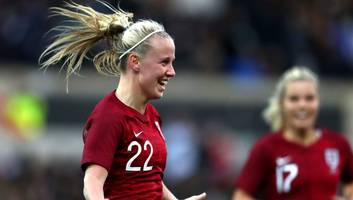 beth mead describes high expectations for role in england squad ahead of women's world cup