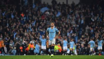 Manchester City Top Unwanted List of Most UCL Quarter Final Exits by English Teams