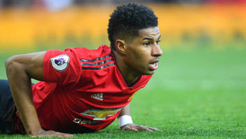marcus rashford 'stalling' on new manchester united contract amid growing barcelona links