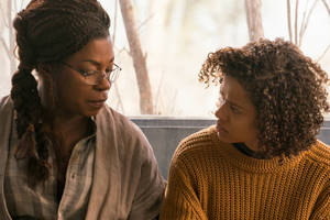 'fast color' film review: gugu mbatha-raw's got the power in feminist superhero indie