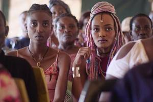 'rafiki' film review: african gay romance breaks new ground