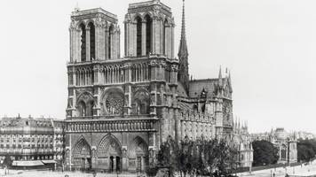 Notre-Dame fire: Eight centuries of turbulent history