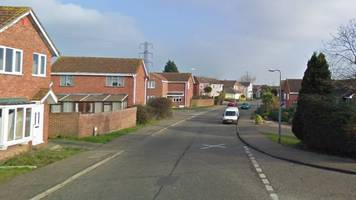 essex pc dragged along road by car in south woodham ferrers