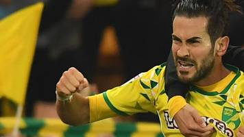 leaders norwich rescued by vrancic equaliser