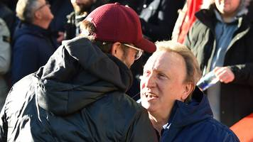 Neil Warnock: Cardiff City boss hoping to avoid Liverpool 'battering'