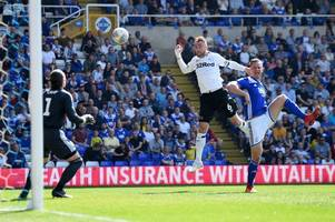 derby county battle back twice to take a point at birmingham city - match report