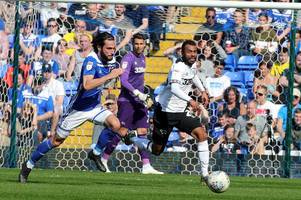 derby county player ratings: ashley cole stands out in battling draw at birmingham city